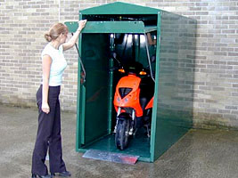 Motorcycle Mk Bike Store Motorbike Storage Mk Containers