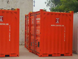 Offshore DNV container